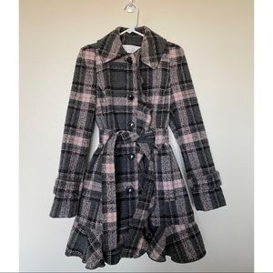 Jessica Simpson wool coat